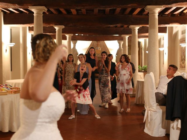 Il matrimonio di Alex e Federica a Cervesina, Pavia 31