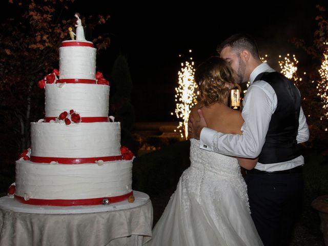 Il matrimonio di Alex e Federica a Cervesina, Pavia 32
