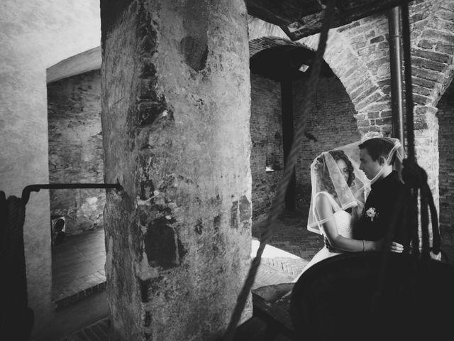 Le nozze di Luigia e Andrea