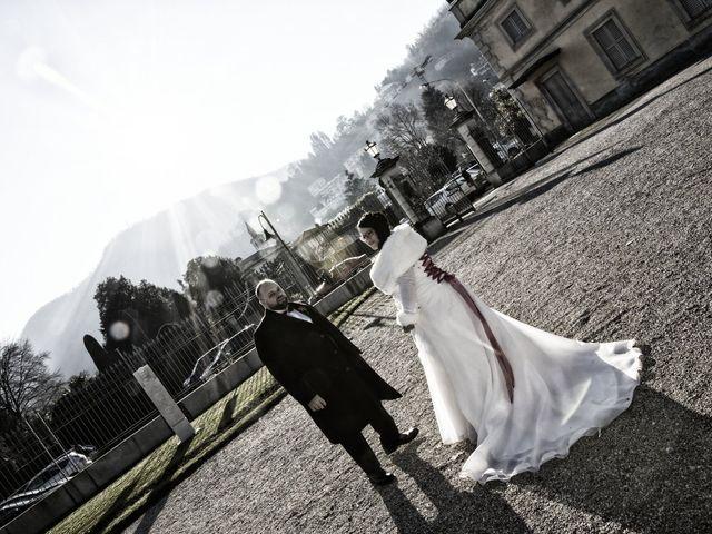 Il matrimonio di Fabio e Alice a Como, Como 1