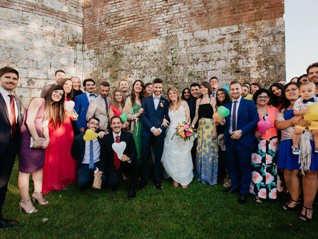 Il matrimonio di Alessio e Claudia a Chiusdino, Siena 3