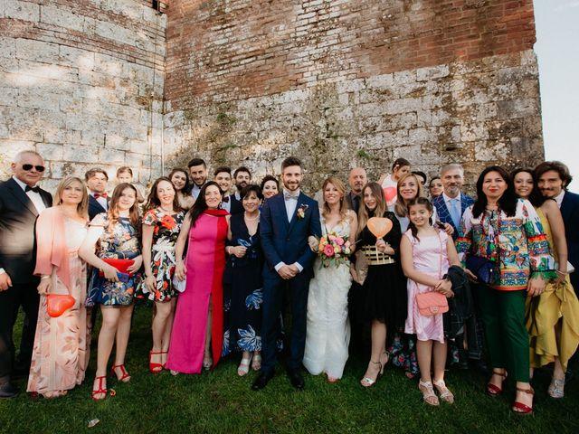 Il matrimonio di Alessio e Claudia a Chiusdino, Siena 4