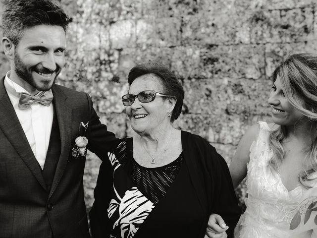 Il matrimonio di Alessio e Claudia a Chiusdino, Siena 5