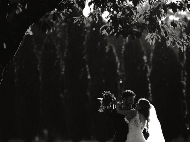 Il matrimonio di Alessio e Claudia a Chiusdino, Siena 11