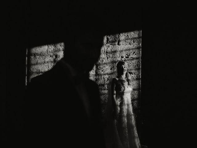 Il matrimonio di Alessio e Claudia a Chiusdino, Siena 16