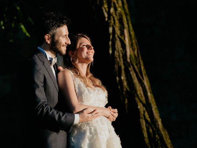 Il matrimonio di Alessio e Claudia a Chiusdino, Siena 20