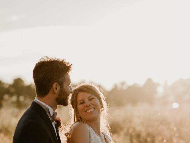 Il matrimonio di Alessio e Claudia a Chiusdino, Siena 25