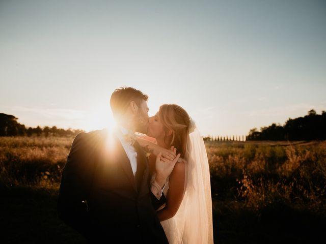 Il matrimonio di Alessio e Claudia a Chiusdino, Siena 26
