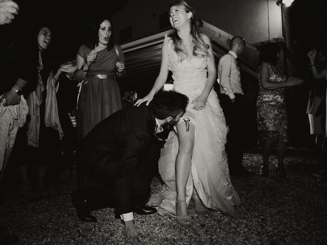Il matrimonio di Alessio e Claudia a Chiusdino, Siena 36