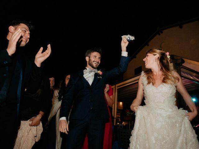 Il matrimonio di Alessio e Claudia a Chiusdino, Siena 37