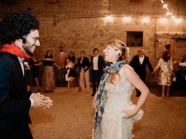Il matrimonio di Alessio e Claudia a Chiusdino, Siena 41