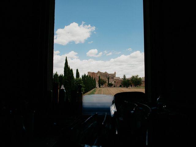 Il matrimonio di Alessio e Claudia a Chiusdino, Siena 51