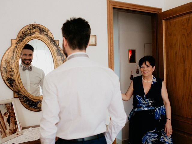 Il matrimonio di Alessio e Claudia a Chiusdino, Siena 52