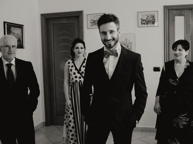 Il matrimonio di Alessio e Claudia a Chiusdino, Siena 55