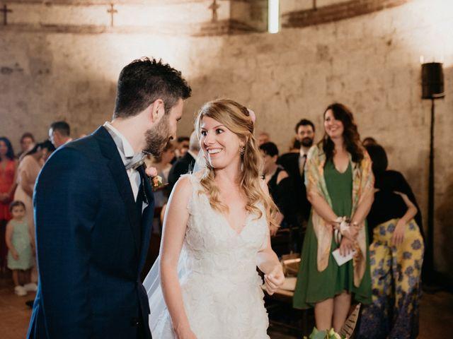 Il matrimonio di Alessio e Claudia a Chiusdino, Siena 95