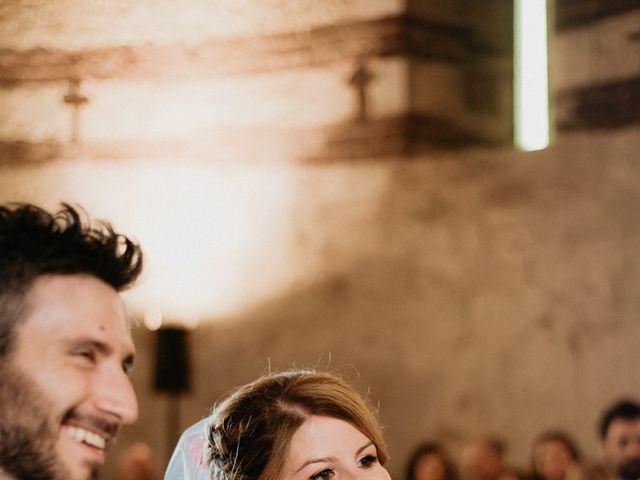 Il matrimonio di Alessio e Claudia a Chiusdino, Siena 96