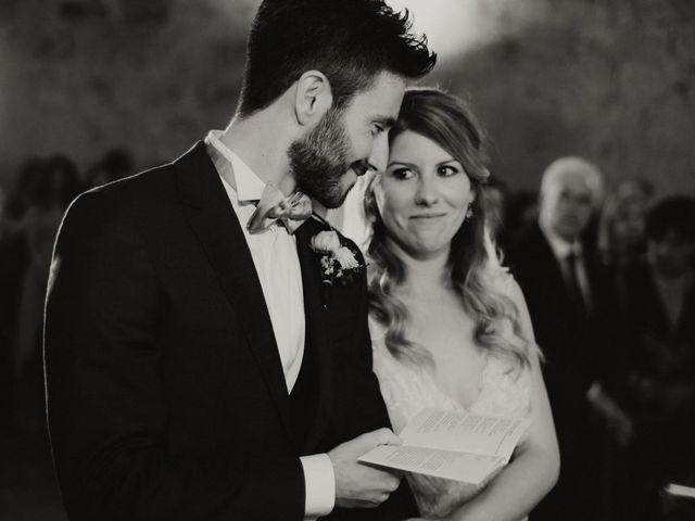 Il matrimonio di Alessio e Claudia a Chiusdino, Siena 98