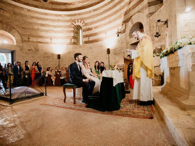 Il matrimonio di Alessio e Claudia a Chiusdino, Siena 99