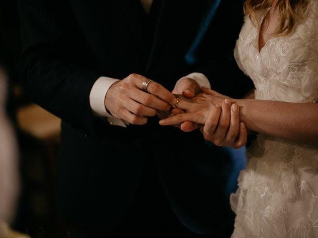 Il matrimonio di Alessio e Claudia a Chiusdino, Siena 102