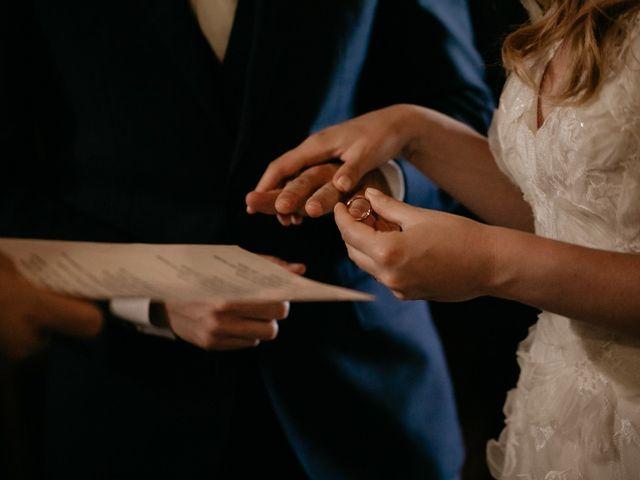 Il matrimonio di Alessio e Claudia a Chiusdino, Siena 103