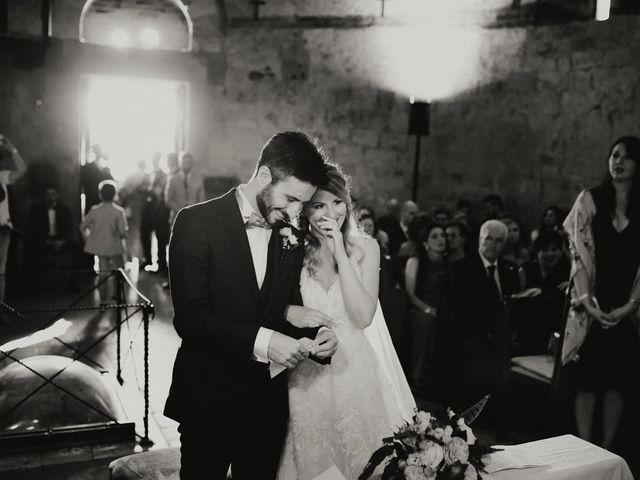 Il matrimonio di Alessio e Claudia a Chiusdino, Siena 105