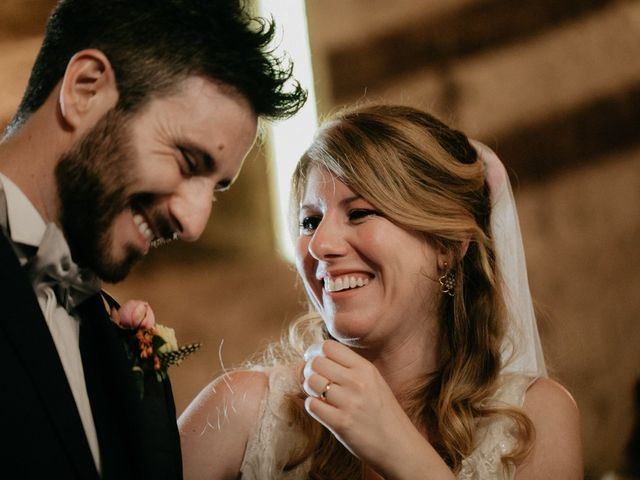 Il matrimonio di Alessio e Claudia a Chiusdino, Siena 106