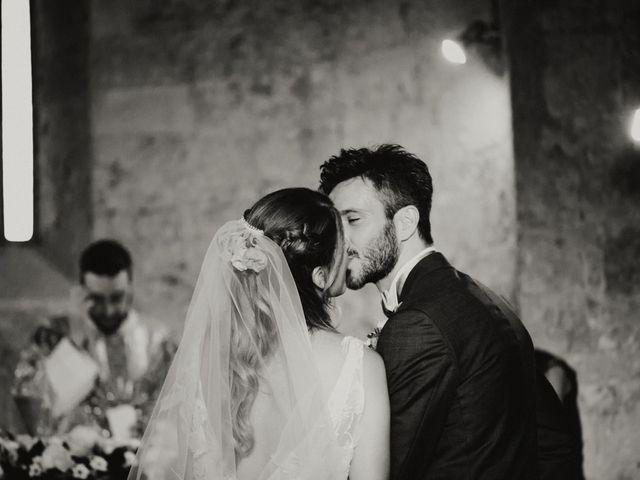 Il matrimonio di Alessio e Claudia a Chiusdino, Siena 107