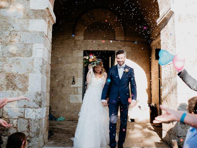 Il matrimonio di Alessio e Claudia a Chiusdino, Siena 113