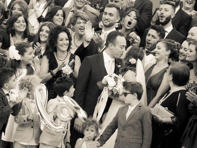 Il matrimonio di Federico e Valeria a Toritto, Bari 15