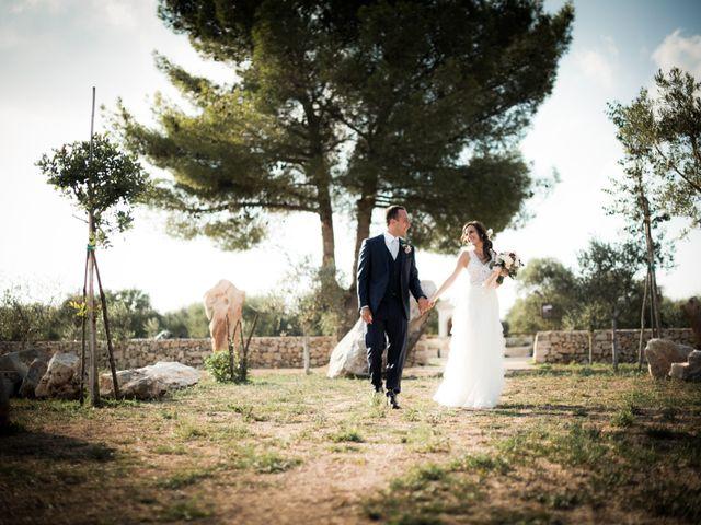 Il matrimonio di Federico e Valeria a Toritto, Bari 19