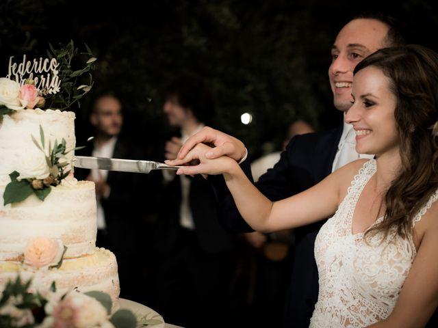 Il matrimonio di Federico e Valeria a Toritto, Bari 32