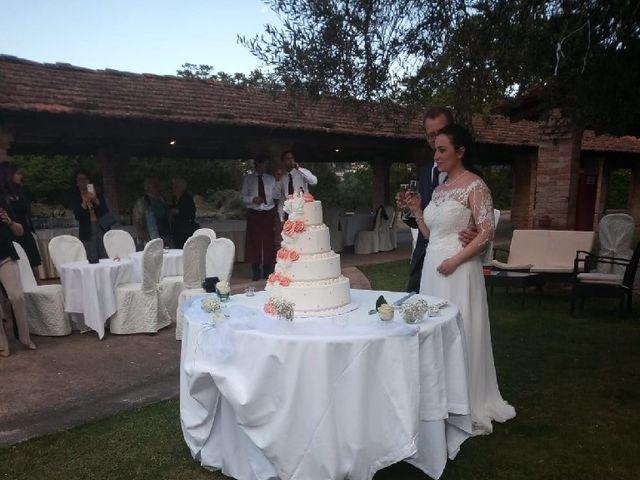 Il matrimonio di Christian e Raffaela a Corinaldo, Ancona 3