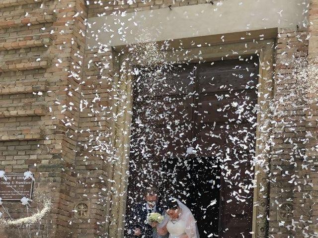 Il matrimonio di Christian e Raffaela a Corinaldo, Ancona 4