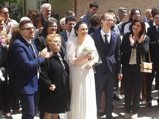 Il matrimonio di Christian e Raffaela a Corinaldo, Ancona 1