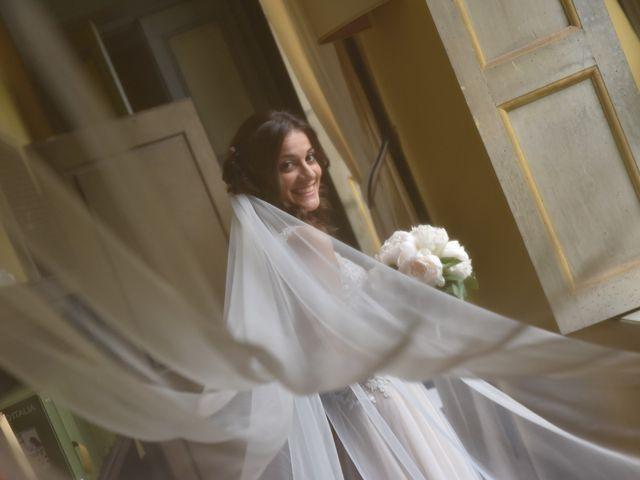 Il matrimonio di Alessandro e Valentina a San Sebastiano da Po, Torino 2