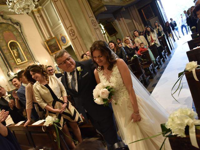 Il matrimonio di Alessandro e Valentina a San Sebastiano da Po, Torino 12