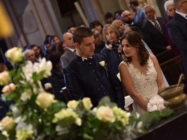Il matrimonio di Alessandro e Valentina a San Sebastiano da Po, Torino 13