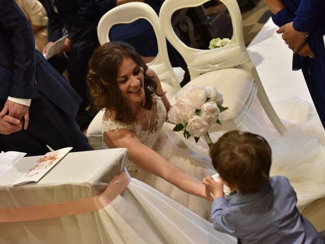 Il matrimonio di Alessandro e Valentina a San Sebastiano da Po, Torino 14