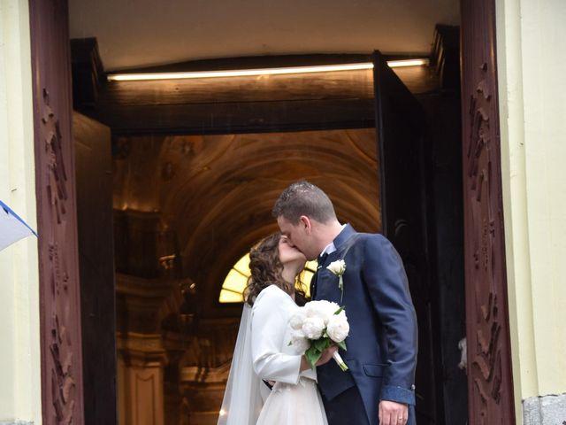 Il matrimonio di Alessandro e Valentina a San Sebastiano da Po, Torino 16