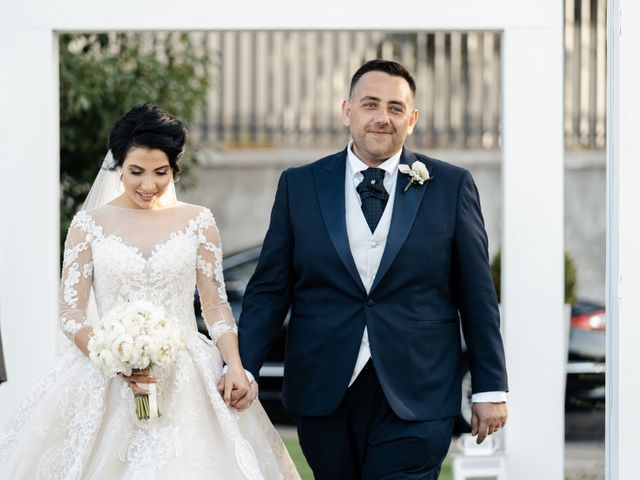 Il matrimonio di Daniele e Alexandra a Napoli, Napoli 42