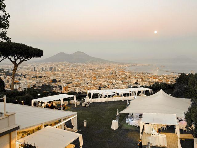 Il matrimonio di Daniele e Alexandra a Napoli, Napoli 45