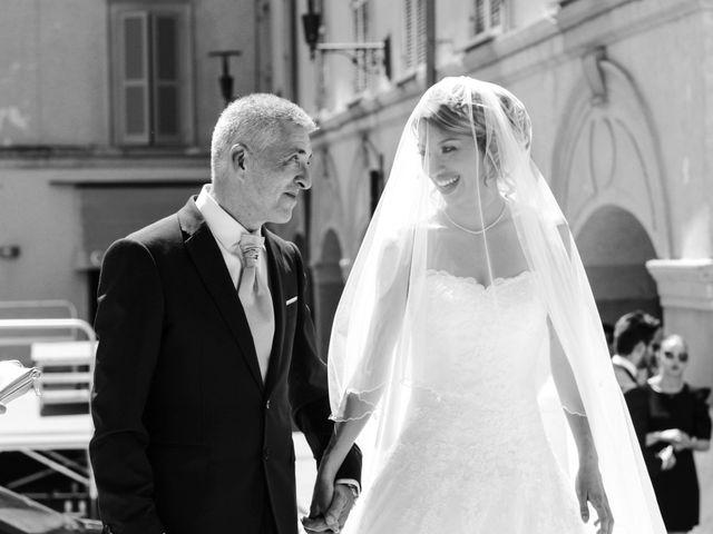 Il matrimonio di Francesco e Ambra a Rivolta d'Adda, Cremona 8