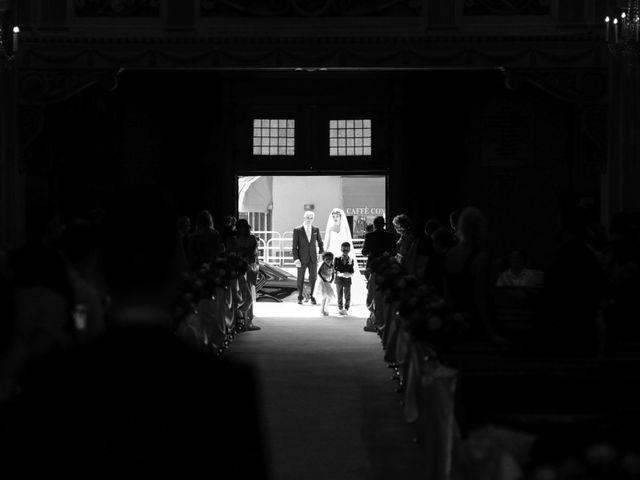 Il matrimonio di Francesco e Ambra a Rivolta d'Adda, Cremona 9