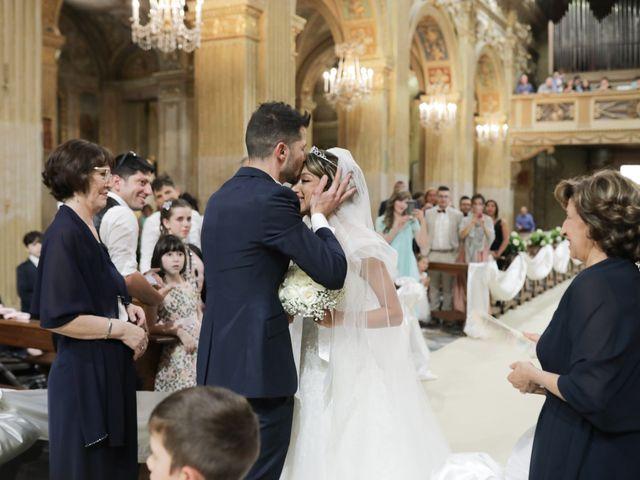 Il matrimonio di Francesco e Ambra a Rivolta d'Adda, Cremona 10
