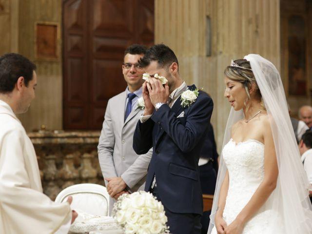 Il matrimonio di Francesco e Ambra a Rivolta d'Adda, Cremona 11