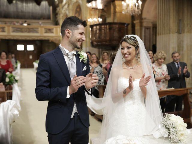 Il matrimonio di Francesco e Ambra a Rivolta d'Adda, Cremona 13