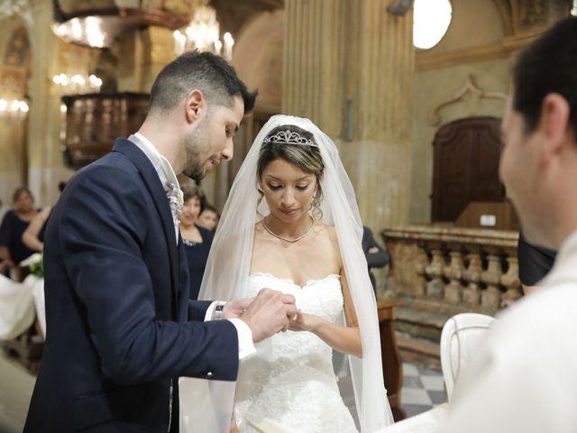 Il matrimonio di Francesco e Ambra a Rivolta d'Adda, Cremona 14