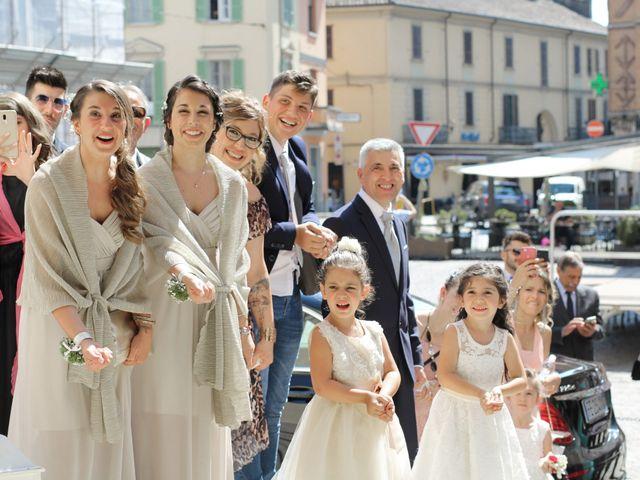 Il matrimonio di Francesco e Ambra a Rivolta d'Adda, Cremona 16