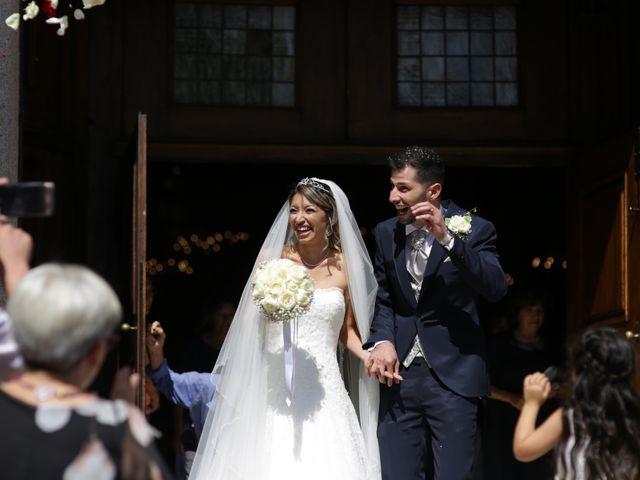 Il matrimonio di Francesco e Ambra a Rivolta d'Adda, Cremona 17