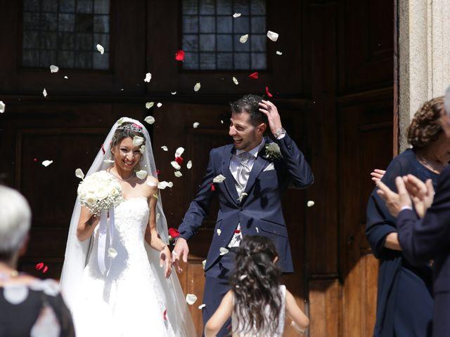 Il matrimonio di Francesco e Ambra a Rivolta d'Adda, Cremona 18